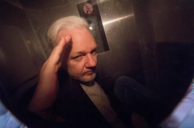 Video: Julian Assange continúa su lucha legal en contra de su extradición a EE. UU.